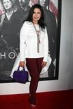 Photo - Maria Conchita Alonsoat the Hostiles Premiere Samuel Goldwyn Theater Beverly Hills CA 12-14-17