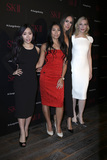 Anggun Photo - LOS ANGELES - FEB 26  Michelle Phan Anggun Louise Roe Cate Blanchett at the SK-II ChangeDestiny Forum at the Andaz Hotel on February 26 2016 in Los Angeles CA