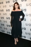 Debra Messing Photo - USA Network 2008 LA Upfront