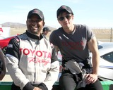 Alfonso Ribiero Photo - LOS ANGELES - FEB 21  Alfonso Ribiero Mekhi Phifer at the Grand Prix of Long Beach ProCelebrity Race Training at the Willow Springs International Raceway on March 21 2015 in Rosamond CA