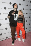 Alabama Barker Photo - LOS ANGELES - JUL 14  Travis Barker Alabama Barker at the Beautycon Festival LA 2018 at the Convention Center on July 14 2018 in Los Angeles CA