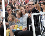 Photos From ceremony honoring Jeff Goldblum with a Star