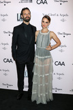 Benjamin Millepied Photo - LOS ANGELES - OCT 3  Benjamin Millepied Natalie Portman at the LA Dance Project Annual Gala at the Hauser  Wirth on October 3 2019 in Los Angeles CA