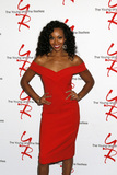 Photo - LOS ANGELES - AUG 19  Mishael Morgan at the Young and Restless Fan Event 2017 at the Marriott Burbank Convention Center on August 19 2017 in Burbank CA