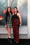 Dany Garcia Photo - LOS ANGELES - APR 4  Simone Johnson Dany Garcia at the Rampage Premiere at Microsoft Theater on April 4 2018 in Los Angeles CA