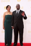 Andre Braugher Photo - LOS ANGELES - AUG 25  Andre Braugher at the 2014 Primetime Emmy Awards - Arrivals at Nokia Theater at LA Live on August 25 2014 in Los Angeles CA