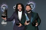 Photo - 47th American Music Awards - Press Room