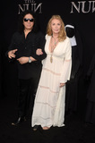 Photo - LOS ANGELES - SEP 4  Gene Simmons Shannon Tweed at the The Nun World Premiere at the TCL Chinese Theater IMAX on September 4 2018 in Los Angeles CA