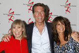 Photo - LOS ANGELES - AUG 19  Marla Adams Jess Walton Peter Bergman at the Young and Restless Fan Event 2017 at the Marriott Burbank Convention Center on August 19 2017 in Burbank CA