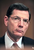 John Barrasso Photo - United States Senator John Barrasso (Republican of Wyoming) listens to opening statements during the US Senate Committee on Environment and Public Works hearing entitled Economic and Environmental Impacts of the Recent Oil Spill in the Gulf of Mexico  in Washington DC on Tuesday May 11 2010Photo by Ron Sachs-CNP-PHOTOlinknet