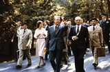 Photo - Egypt - Israel Summit at Camp David