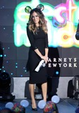Photo - Sarah Jessica Parker at a holiday window event at Barneys
