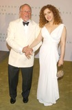 Stan Herman Photo - Photo by Stephen Truppstarmaxinccom20066506Bernadette Peters and Stan Herman at the CFDA Awards(New York Public Library NYC)