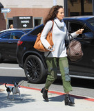 Photo - Photo by SMXRFstarmaxinccomSTAR MAX2018ALL RIGHTS RESERVEDTelephoneFax (212) 995-119632318Andie MacDowell goes shopping in Beverly Hills CA