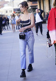 Photos From Bella Hadid is seen in New York City