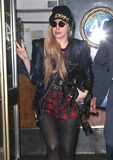 Photos From Lady Gaga sighting in NYC