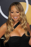 Photo - Photo by GalaxystarmaxinccomSTAR MAXCopyright 2018ALL RIGHTS RESERVEDTelephoneFax (212) 995-11961718Mariah Carey at the 75th Annual Golden Globe Awards(Beverly Hills CA)s