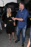 Photos From Tori Spelling and Dean McDermott are seen in L.os Angeles