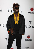 Photo - Photo by Victor MalafrontestarmaxinccomSTAR MAXCopyright 2017ALL RIGHTS RESERVEDTelephoneFax (212) 995-1196101717Mr Eazi at The Third Annual TIDAL X Benefit Concert held at Barclays Center in Brooklyn New York(NYC)