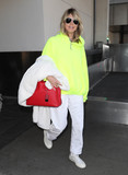 Photos From Heidi Klum is seen at LAX Airport in Los Angeles