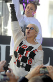 Photos From Christina Aguilera performs on the 'Today Show'