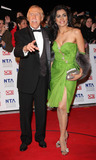 Bruce Forsythe,Bruce Forsyth Photo - National TV Awards