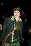 Alice Roi Photo - Rebecca Weinberg at Alice Roi Showing of Fall Collection at the Pavilion in Bryant Park in New York City on February 9 2003 Photo by Henry McgeeGlobe Photos Inc2003 K22870hmc 0209