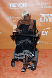 Aaron Philip Photo - NEW YORK - JUN 17 Model Aaron Philip attends the 2019 TrevorLIVE New York Gala at Cipriani Wall Street on June 17 2019 in New York City
