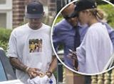 After Midnight Photo - Picture Shows Lewis Hamilton  July 11 2016   EMBARGO Strictly No WebOnlineDigital permitted before 18th July 2016  Min Web Fee After Midnight 500 For Set   Singer Rita Ora is seen leaving her home in London England mere seconds after Lewis Hamilton also left after the pair apparently spent the night at her place following Lewiss triumphant win at Silverstone  He was seen clutching his T-shirt and gold chain from the night before while Rita left the house in her pyjamas and attempted to cover up at Heathrow Airport as she rushed through the terminal   EMBARGO Strictly No WebOnlineDigital permitted before 18th July 2016  Min Web Fee After Midnight 500 For Set   Exclusive All Rounder WORLDWIDE RIGHTS Pictures by  FameFlynet UK  2016 Tel  44 (0)20 3551 5049 Email  infocopyrightfameflynetukcom