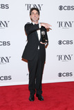 Jason Robert Brown Photo - June 8 2014 New York CityComposer Jason Robert Brown winner of the Tony Award for Best Original Score (Music andor Lyrics) Written for the Theatre for  The Bridges of Madison County  in the press room during the 68th Annual Tony Awards on June 8 2014 in New York City