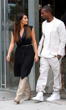 Photos From Kim and Kanye shopping