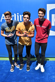 Arthur Ash Photo - August 27 2016 New York CityPop band Forever in Your Mind appeared at the 2016 Arthur Ashe Kids Day at the USTA Billie Jean King National Tennis Center on August 27 2016 in New York City By Line Curtis MeansACE PicturesACE Pictures IncTel 6467670430