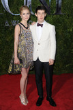 Alex Sharp Photo - June 7 2015 New York CityWallis Currie-Wood and Alex Sharp attending American Theatre Wings 69th Annual Tony Awards at Radio City Music Hall on June 7 2015 in New York CityPlease byline Kristin CallahanACE PicturesTel (646) 769 0430