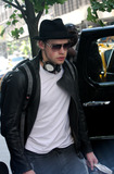 Chord Overstreet,Chords,GLEE CAST,CAST MEMBER,CAST MEMBERS Photo - NY Candids