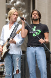 NOAH HUNT Photo - NEW YORK SEPTEMBER 26 2005    Kenny Wayne Shepherd and Noah Hunt at a benefit fundraiser for the victims of Hurrican Katrina sponsored by The Today Show
