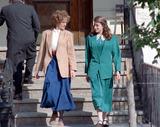 Mia Sara Photo - NEW YORK CIRCA 1995 MELANIE GRIFFITH MIA SARA