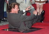 Photo - Patrick Swayze star ceremony