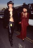 Photo - 27JAN97  Baywatch star PAMELA ANDERSON LEE  husband TOMMY LEE at the American Music Awardsin Los AngelesPix PAUL SMITH