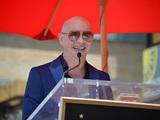 Photo - Pitbull Hollywood Star Ceremony