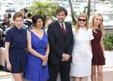 Nanni Moretti Photo - Emmanuelle Devos Hiam Abbass Nanni Moretti Andrea Arnold Diane Kruger at the Cannes Jury photocall - during the 65th Cannes Film Festival Cannes France  16052012 Picture by Henry Harris  Featureflash