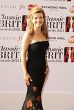 Anne Sophie Mutter Photo - Anne Sophie Mutter arrives for the Classical BRIT Awards 2011at the Royal Albert Hall Kensington London 12052011  Picture by Alexandra Glen  Featureflash