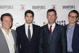 Alex Russell Photo - Scott Porter Michael Donegar Kevin Linehan Alex Russell 10172018 The Los Angeles premiere of Bramptons Own held at Laemmle Fine Arts in Beverly Hills CA Photo by Hiro Katoh  HollywoodNewsWireco