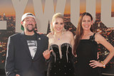 Photo - Kevin Smith Harley Quinn Smith Jennifer Schwalbach Smith 07222019 The Los Angeles Premiere of Once Upon A Time In Hollywood held at the TCL Chinese Theatre in Los Angeles CA Photo by Izumi Hasegawa  HollywoodNewsWireco