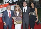 David Coulthard Photo - London UK Jackie Stewart Helen Stewart David Coulthard and Karen Minier  at the World Premiere of  Rush  at the Odeon Leicester Square London  2nd September 2013 RefLMK386-45136-030913 Gary MitchellLandmark Media  WWWLMKMEDIACOM