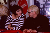 Photo - London UK LIBRARY   Siouxsie Sioux  and  Steven Severin from Siouxsie and The Banshees at a record signing  Mid 1980s ReCap29092020 RefLMK11-SLIB290920-001PIP-Landmark MediaWWWLMKMEDIACOM