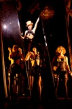 Anna Maxwell-Martin Photo - London Anna Maxwell Martin Sheila Hancock Michael Hayden and James Dreyfus all star in a new production of the hit musical Cabaret at the Lyric Theatre on Shaftesbury Avenue in the West End03 October 2006Ali KadinskyLandmark Media
