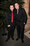 Andy Cowles Photo - London UK Stephen Gateley and Andy Cowles at the Christopher Biggins 60th Birthday Party held at the Landmark Hotel in Marylebone London 15th December 2008Keith MayhewLandmark Media