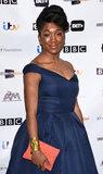 Cherrelle Skeete Photo - London UK  Cherrelle Skeete   at the Screen Nations Awards held at the Hilton Metropole Hotel Edgware Road London on Saturday 19 March 2016Ref LMK392-60351-200316Vivienne VincentLandmark Media WWWLMKMEDIACOM