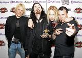Photos From 2008 Metal Hammer Golden Gods Awards - Press Room