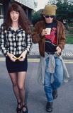 Photos From Victoria Mary Clarke  and Johnny Depp